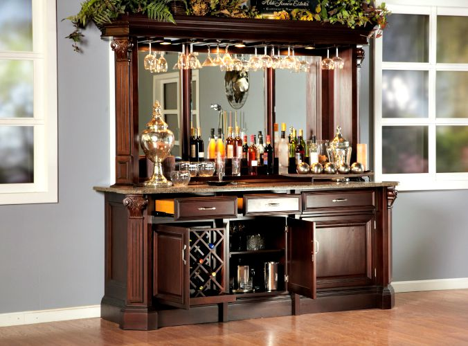 Bella Bar Hutch