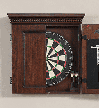 Cavalier Dart Board