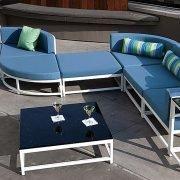 Cabana Club Modular Inside Out Home Recreation