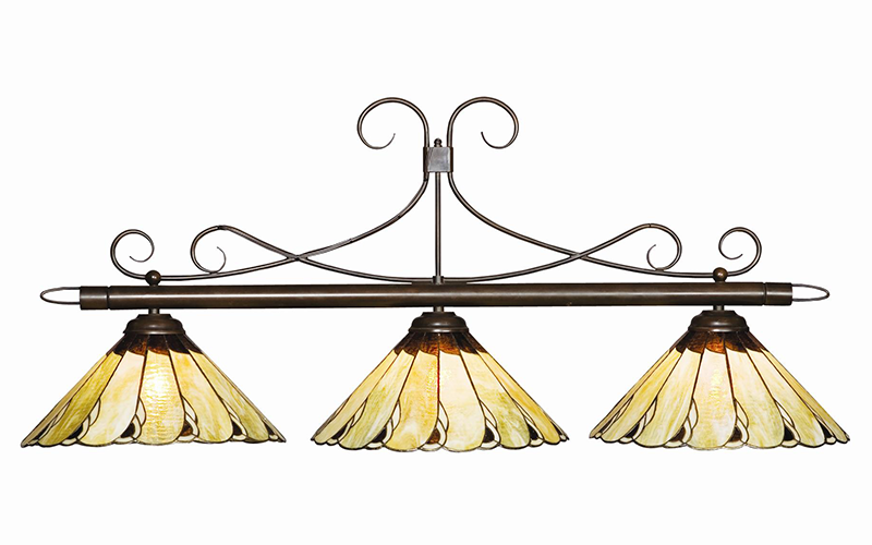 Sausalito Pool Table Light Inside Out Home Recreation