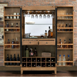 Wine & Spirit Cabinets