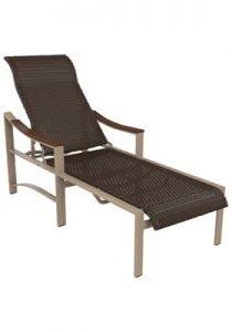 Brazo Woven Chaise Lounge