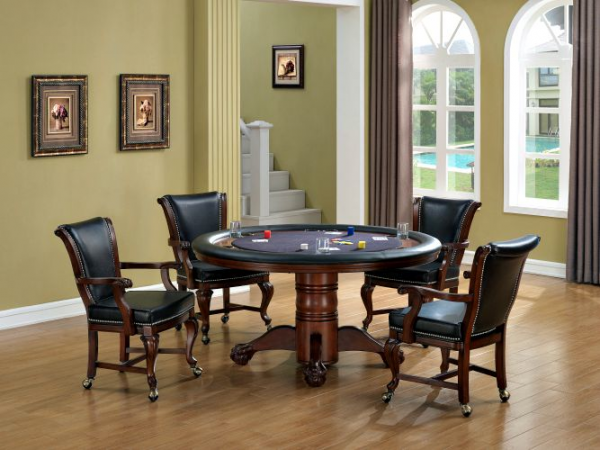 Full House Game Table Suede