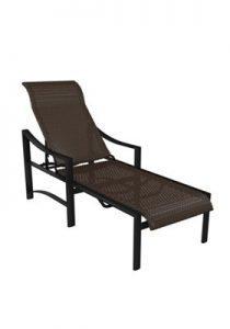 Kenzo Woven Chaise Lounge