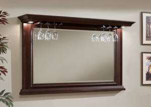 Riviera Home Bar Mirror