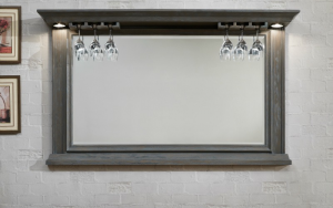 Riviera Home Bar Mirror