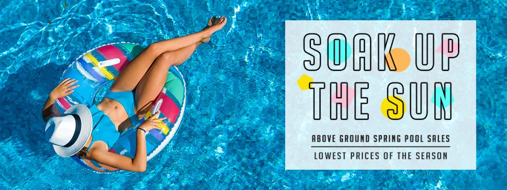 inside out recreation soak up the sun outdoor above ground pools