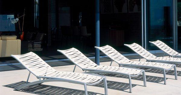South Beach Chaises