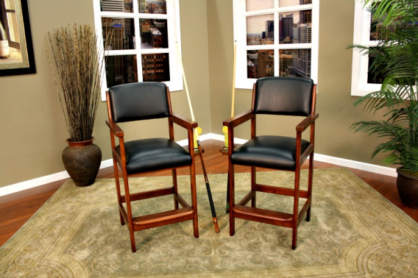 Spectator Chair Suede