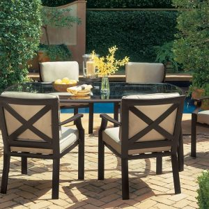 Coast Cushion Dining Set
