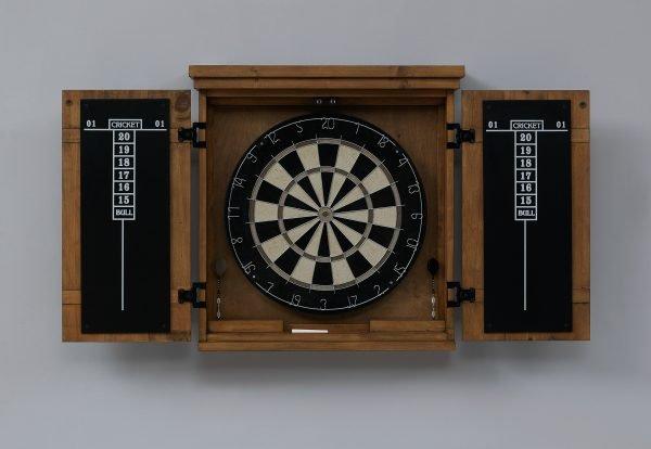 Gateway Dart Board Inside
