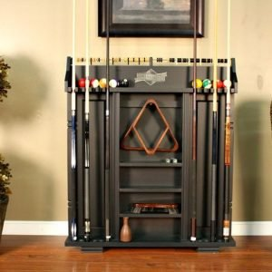 Billiard Accessory Racks