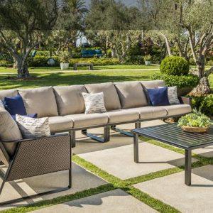 Samba Woven Cushion Modular