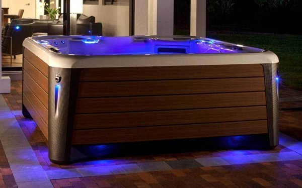 WHAT MAKES ONE HOT TUB MORE EXPENSIVE THAN THE OTHER?